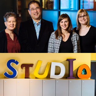 creatis studio team